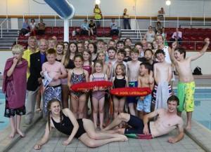Canterbury Lifesaving Club Members