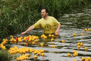 Annual Canterbury Duck Race