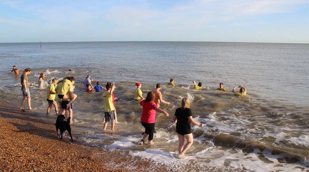 Boxing Day Swim 2016